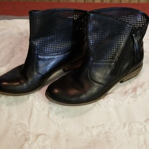 Fergie Leather Booties size 6M